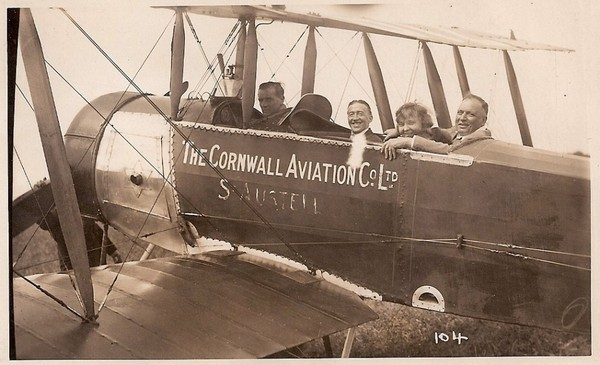 Cornwall Aviation Company