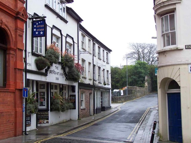 Seven Stars Pub, St Austell