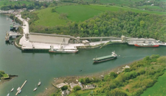 China Clay Port
