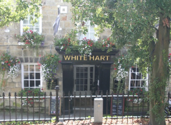 White Hart Hotel, St Austell
