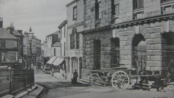St Austell Market House