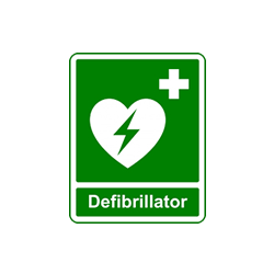Emergency Defibrilator
