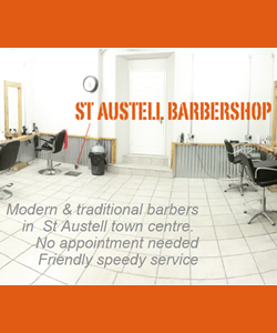 St. Austell Barber Shop