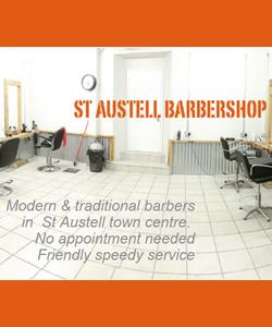 St. Austell Barber Shop