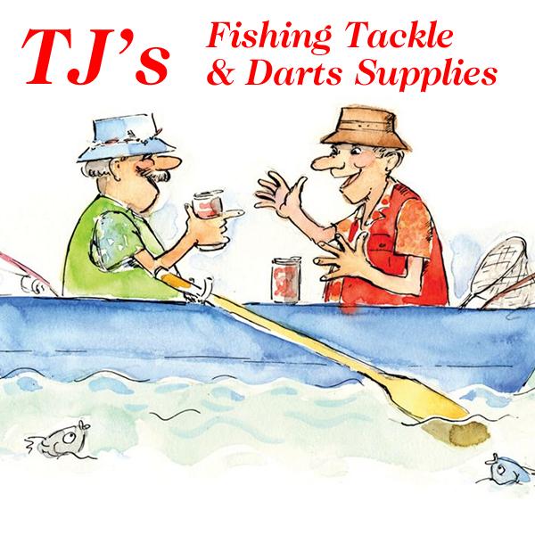 T.J's Fishing Tackle & Darts Supplies
